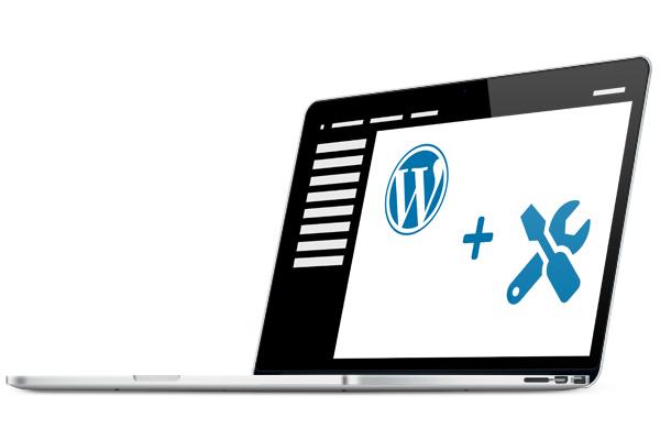Updates, Backups und Fehlerbehebung Wir kümmern uns um Ihren gesamten WordPress-Support und die Wartung mit unseren WordPress-Wartungsservice und Supportp maintenance notebook